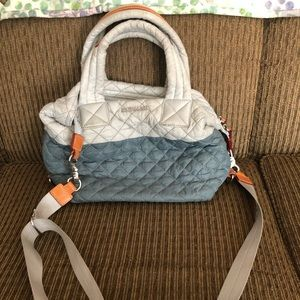 MZ Wallace small Sutton crossbody with dust bag